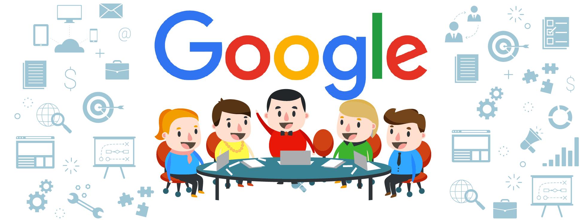 Así es la vida en Google