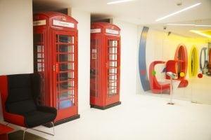 Así es la vida en Google-Oficina de Londres