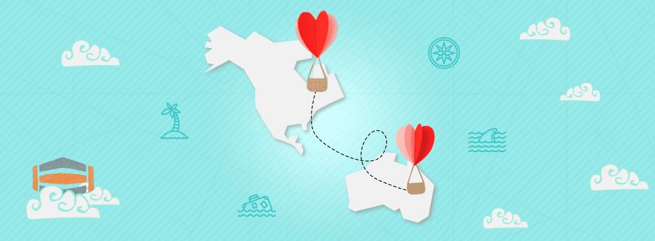 Haz que tu relación a larga distancia sea fácil con estas Aplicaciones