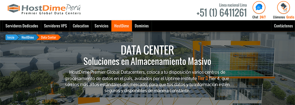 Data-Center-HostDime