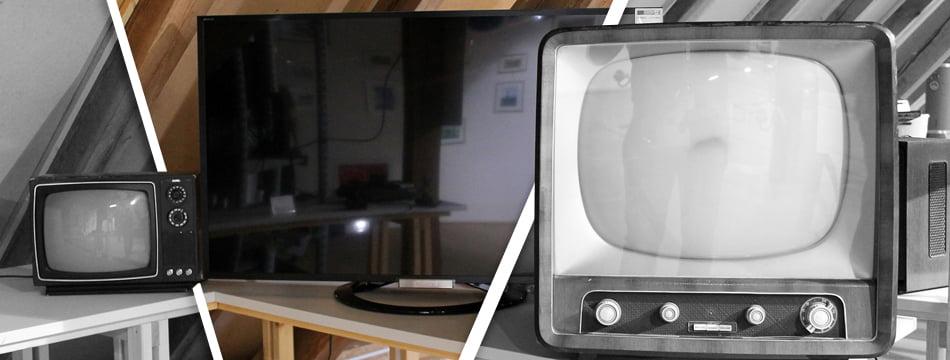 De la visión a la protagonización: TV a lo largo de los años