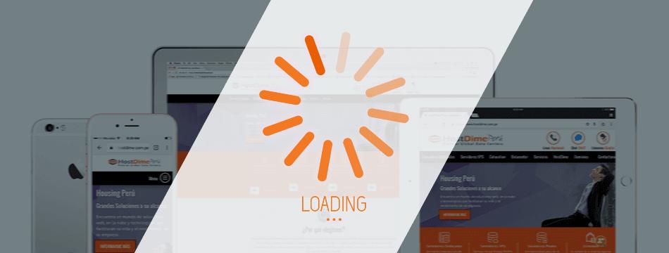 ¿Cómo puedo optimizar la velocidad de carga de mi web?