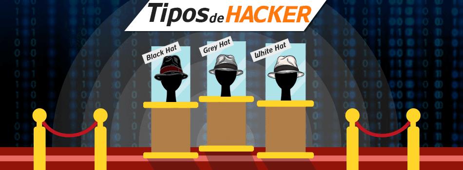 ¿Los hackers son buenos o malos? ¿Hay distintas clases? ¿Cuántos tipos podemos encontrar?