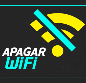 Apagar wi-fi