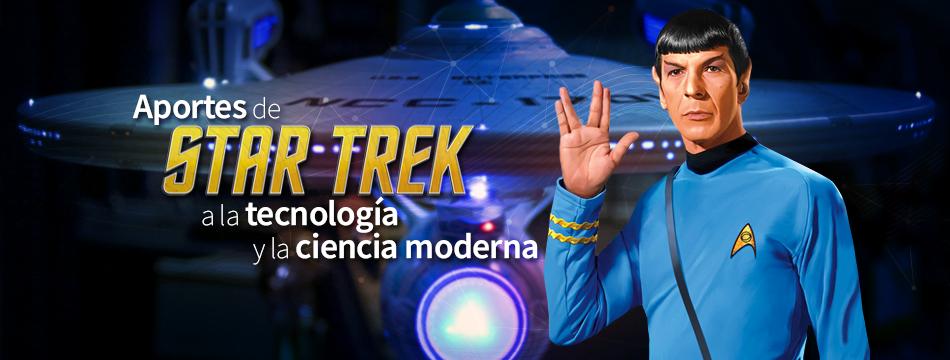 Aportes de Star Trek a la tecnología y la ciencia moderna