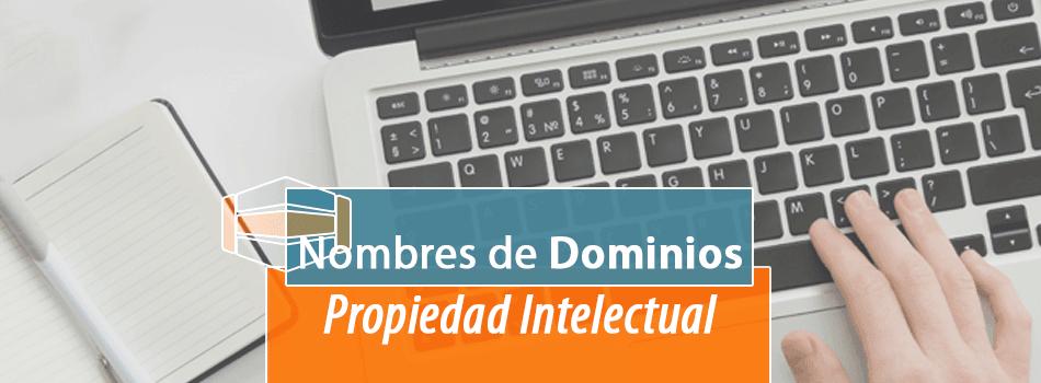 ¿Son considerados los nombres de dominio propiedad intelectual?