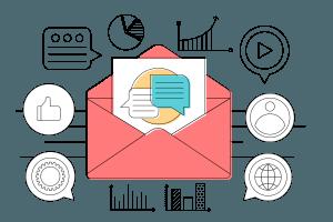 ¿Cómo funciona el manejo de correos electrónicos en cPanel?