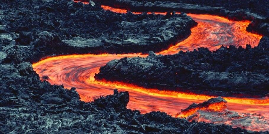 Kilauea-Hawai